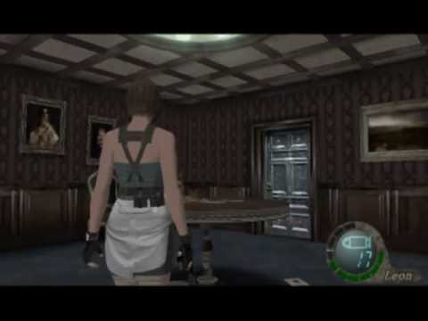 Resident Evil 4 MOD Jill Valentine