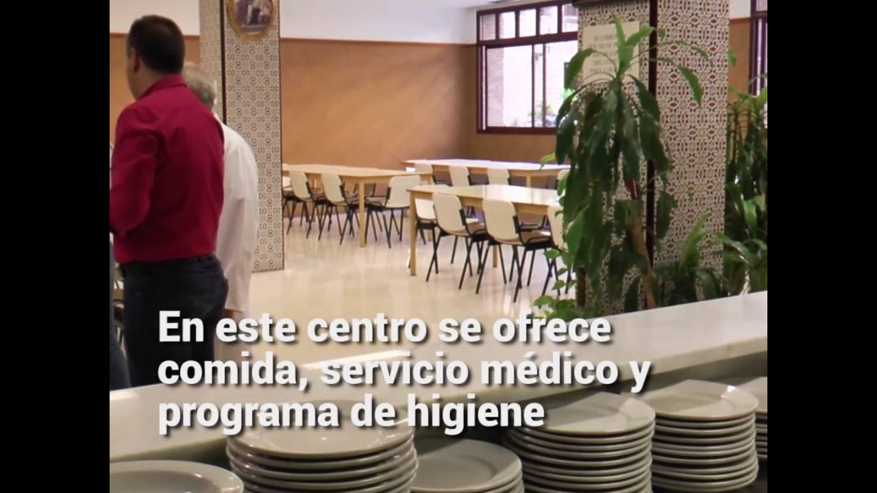 El Comedor Social San Juan de Dios de Granada - YouTube