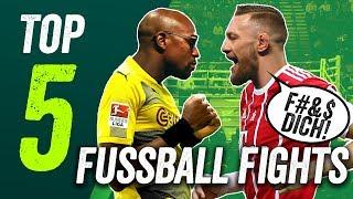 Fight Night: 5 krasse Spielerrivalitäten der Fußballgeschichte
