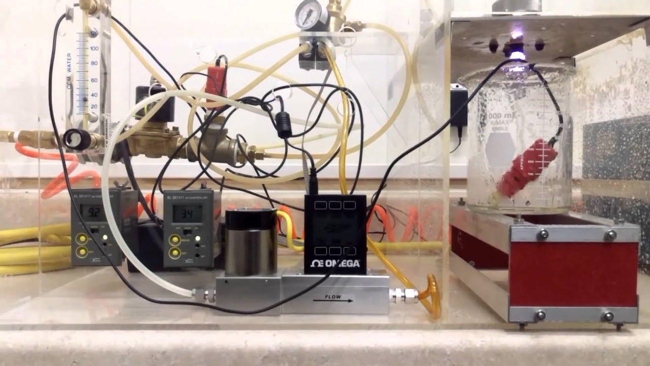 Plasma Water Treatment Ph Change Youtube