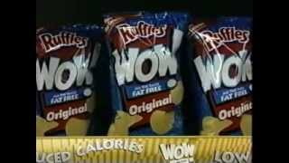 New Lays and Ruffles WOW Chips with Olestra 1998 News Package