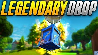 Fortnite Battle Royale: Hiding in air drop trick hack as snipers shoot