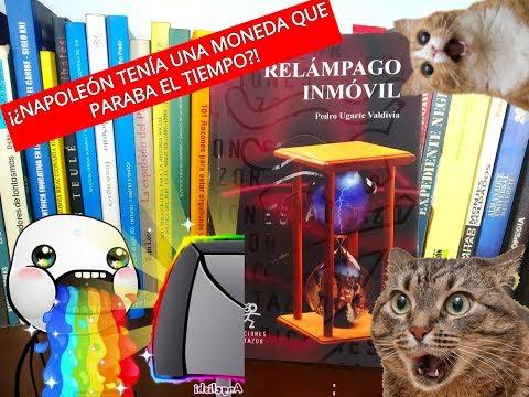 """¡un-libro-que-paraliza-el-tiempo!-│review-del-libro-""""relámpago-inmóvil""""-de-pedro-ugarte-valdivia"""