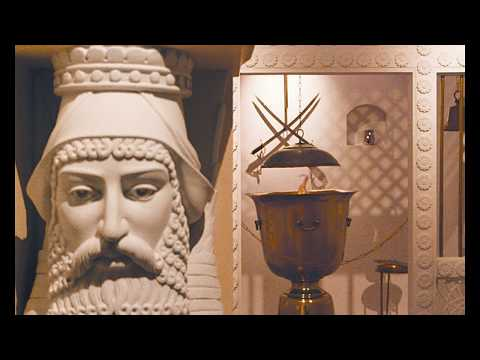Ahura Mazda (Ney flute set to ancient Persian imagery)