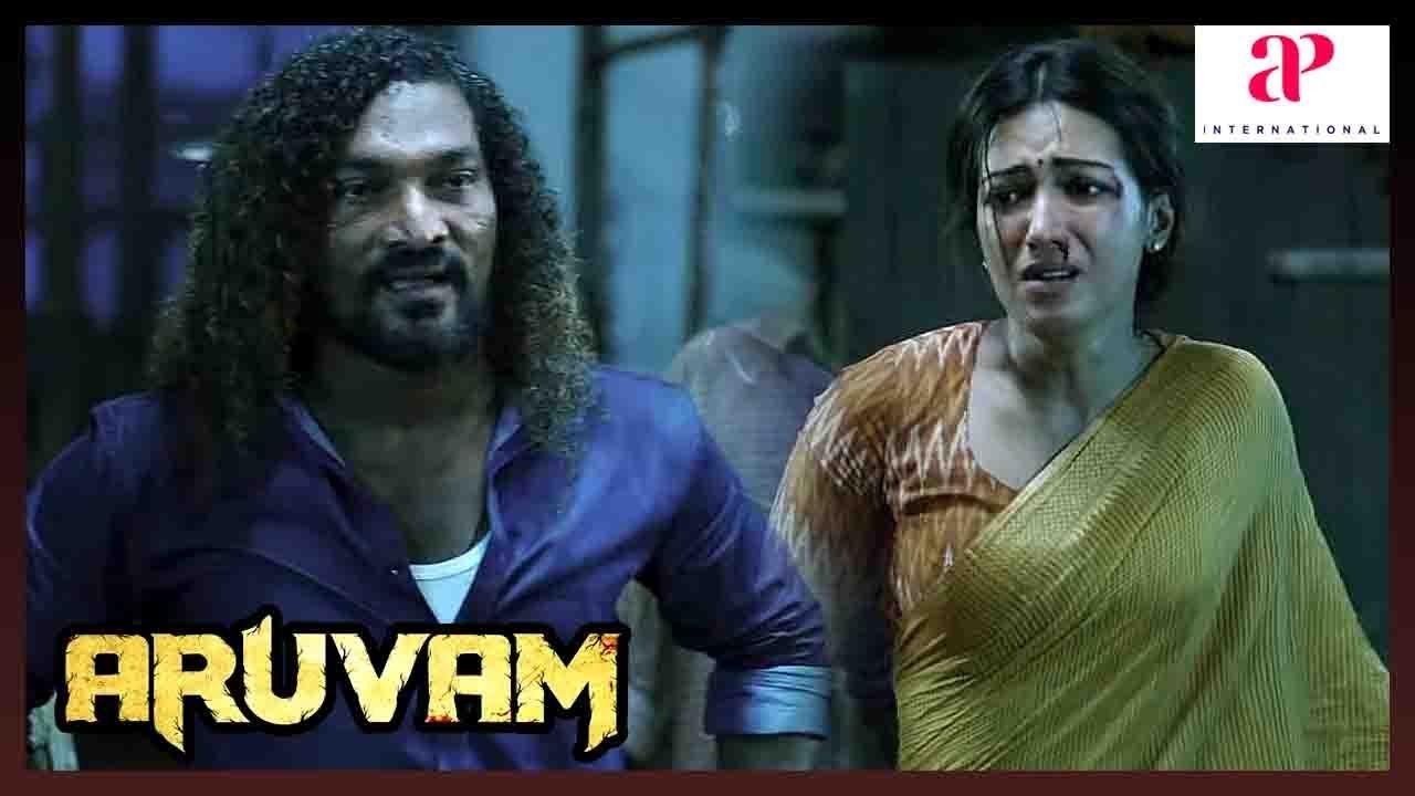 Download Aruvam Movie   Catherine agrees to marry Siddharth   Stunt Silva assaults Catherine