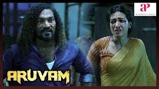Aruvam Movie   Catherine agrees to marry Siddharth   Stunt Silva assaults Catherine