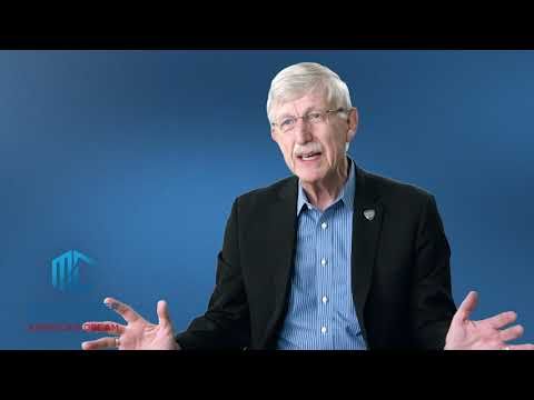 Francis Collins: From a Farm with No Indoor Plumbing to Sequencing the Human Genome