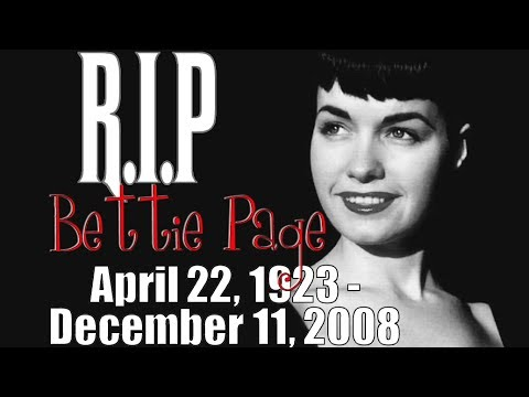 Bettie Page Spirit Box Session – Celebrity – Optimus 12-798 and Dimension Box – WAGNER ITC