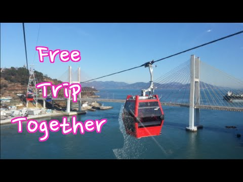 FREE Trip With Me To Jeolla-do March 25-26