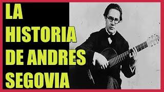 Andrés Segovia - Biografía (Documental)