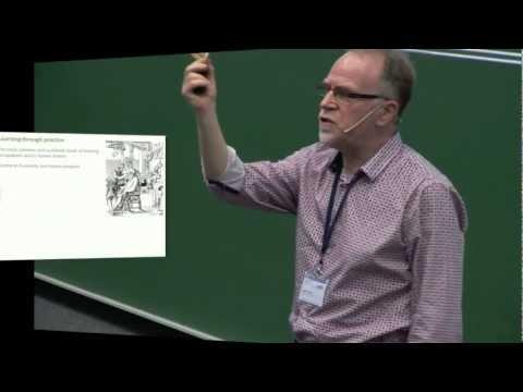 Keynote Prof. Dr. Stephen Billett - Griffith University Australia - Learning through practice