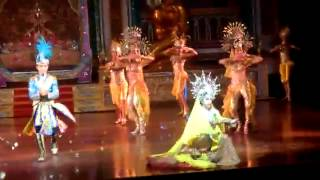 ALCAZAR SHOW AAJA NACHLE INDIAN SONG