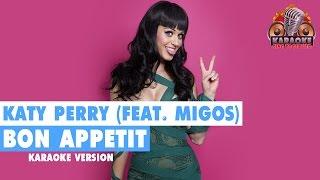 Katy Perry - Bon Appétit (feat. Migos) (Instrumental/Lyric Video)