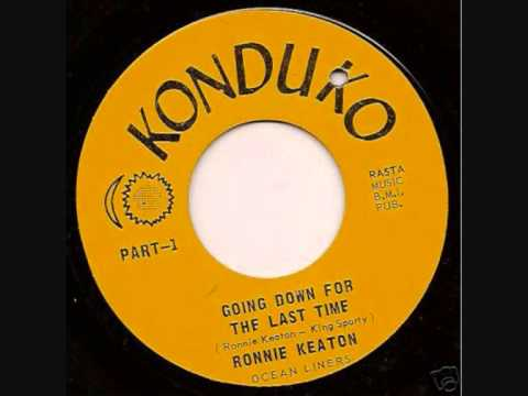 RONNIE KEATON & OCEANLINERS - Going Down For The Last Time (part 1)