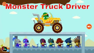 Funny Car Racing Game for Kids - Monster Truck Driver - Car game for Kids Racing Cars Games Android