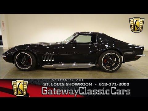 1969 Chevrolet Corvette - Gateway Classic Cars St. Louis - #6408