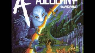 Watch Hawkwind Blue Skin video