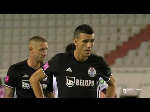 Hajduk Split Slaven Belupo Goals And Highlights