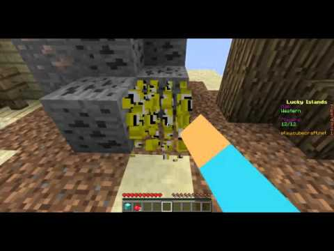 FINAL INESPERADO EN LUCKY ISLAND | Minecraft