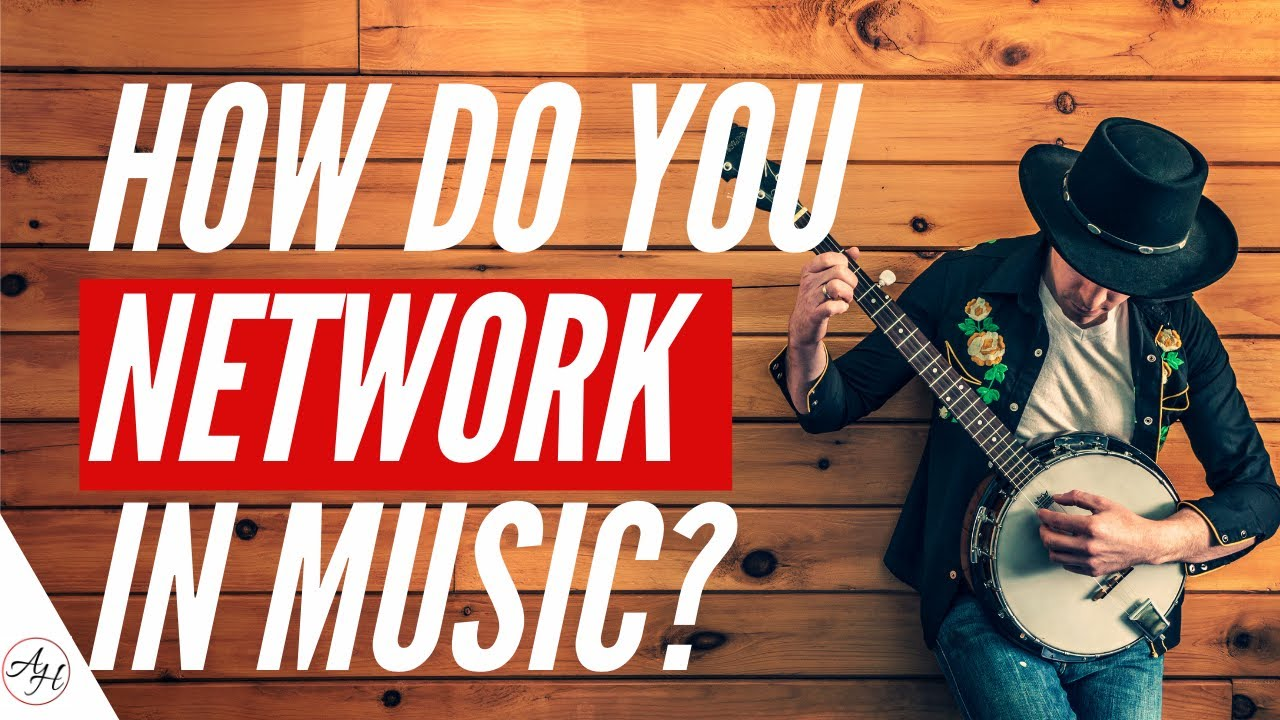 How to Network in Today's (Online) Music Industry | Music Industry Networking