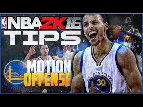 How to Dominate Like Golden State! NBA 2K16 Tips & Tutorial: Warriors Offensive Breakdown