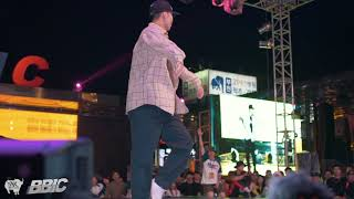 GREENTEK vs. JAYGEE 2018 Popping Solo Final BBIC, S.Korea | YAK BATTLES