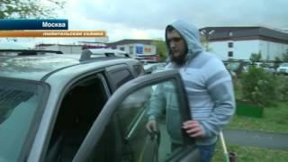 В Москве объявился мститель на внедорожнике, который взялся за воспитание столичных водителей