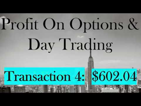 Making Over $1,000 Trading Stocks and Selling Options