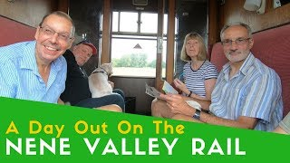 A Day Out On The Nene Valley Railway | Great North Road Tour Pt5