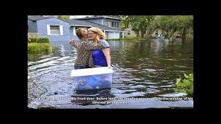 Irma spawns unusual storm surges on both florida coasts