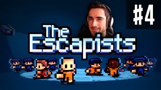 Let's Play The Escapists #04 (Shankton State Pen) - Woodshop Job