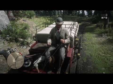 RDR2 Online - You're gonna be a mess to clean up