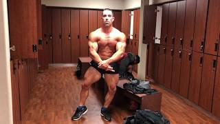 COACH GREG IFBB PRO 10 weeks out (Posing, Flexing) Clasic physique, Bodybuilding