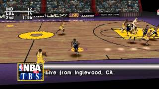 [PS1] NBA Live 97 - NBA Finals