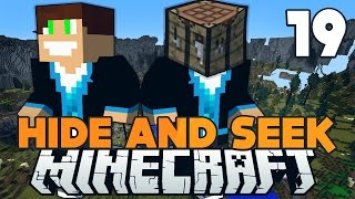 Minecraft Hide'n'Seek #19 | Vertez & HayPad
