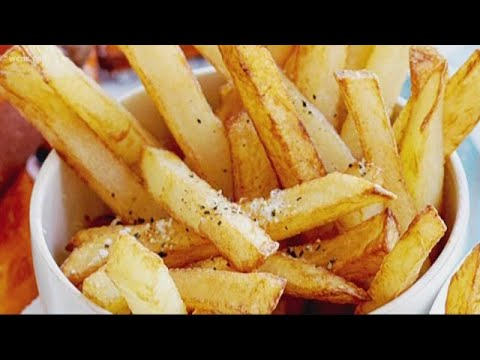Heather Burnside - Harvard Professor Says You Should Eat Six French Fries Per Serving