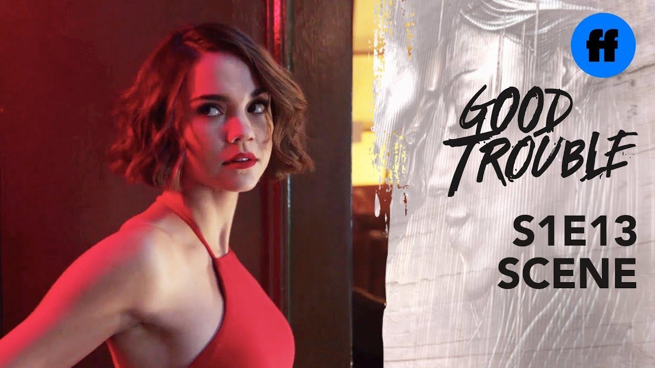 Download Good Trouble Season 1 Finale   Callie's Steamy Tango   Freeform