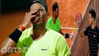 Why Rafael Nadal lost to Schwartzman, Novak Djokovic Struggles | Rome 2020
