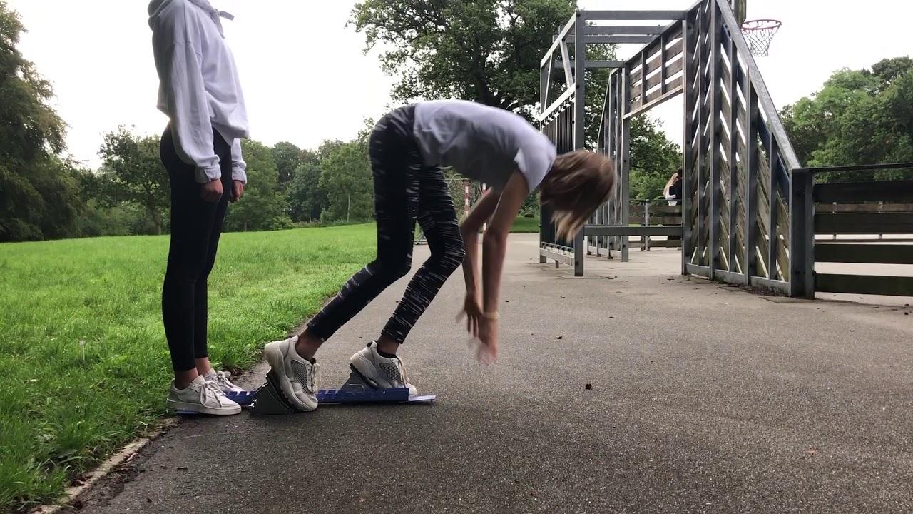 Bevægelsesanalyse Afsæt til 100 m sprint 9. kl