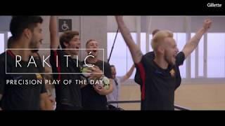Ivan Rakitic shocks Barcelona team mates in precision test
