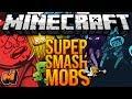 Minecraft: ATTACKING THE B-TEAM (Mineplex Super Smash Mobs)