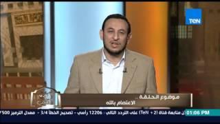 الكلام الطيب - الشيخ رمضان عبد المعز يرد على معنى