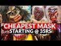 Cheapest Mask | Joker, Horror, Halloween ,Ravan, Skull | Best Masks For Prank | Sadar Bazar, Delhi.