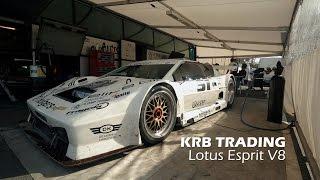 KRB's LOTUS ESPIRIT V8 830WHP!