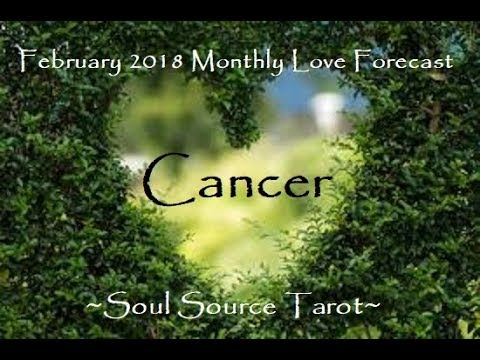 ~Cancer~Two Stories~February 2018 Monthly Love Reading~