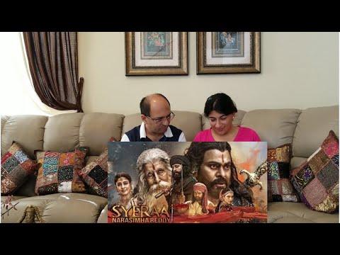 sye-raa-|-chiranjeevi-|-amitabh-bachchan-|-ram-charan-|-trailer-reaction!-(hindi)-by-indians-in-usa