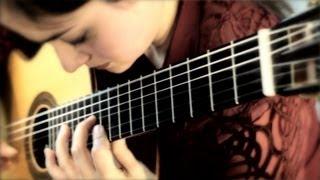"Albéniz ""Torre Bermeja"", Negin Habibi, Gitarre"