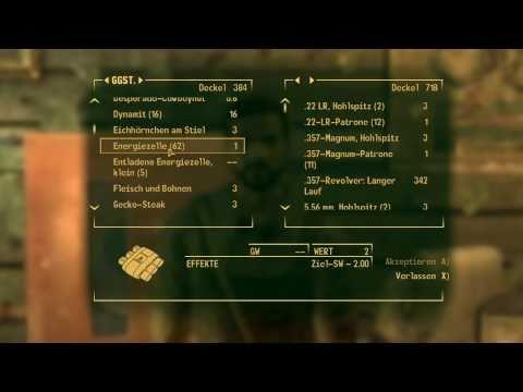 Let's Play Fallout New Vegas German - JOE COBB WIRD ERLEDIGT - Part 8