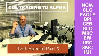 COL Trading to Alpha Tech Special Part 3 (as of Sept. 24, 2018)