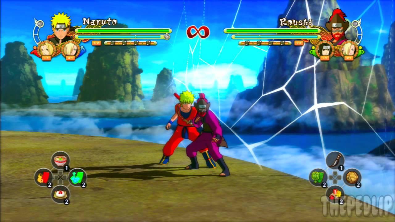 Naruto Spiele